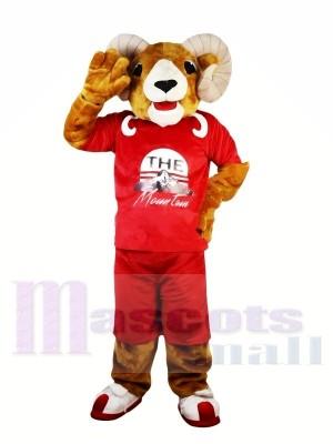Sport Ram Mascot Costume For Halloween