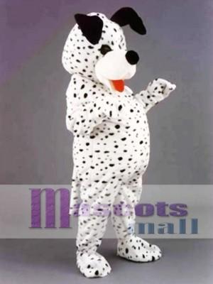 Dalmation Dog Mascot Costume