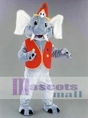 Arabian Elephant Mascot Costume