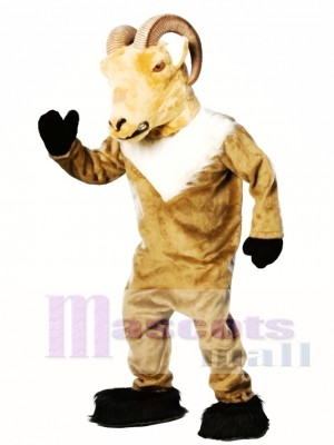 Adult Super Ram Mascot Costume