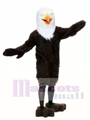 Adult Super Mascot American Eagle Costume
