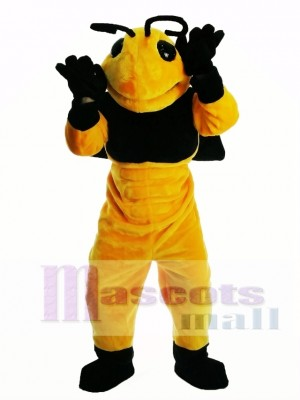 New Power Hornet Bee Mascot Costume