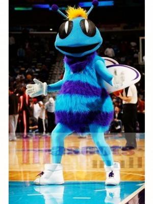 Hugo Mascot Costume of The New Orleans Hornets Charlotte