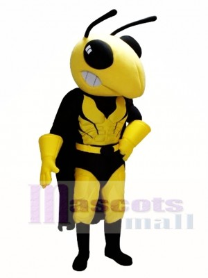 Hero Bee Mascot Costume