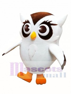 Cute Owl Mascot Costume