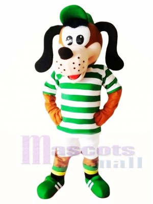 Dog Mascot Costume Adult Costume