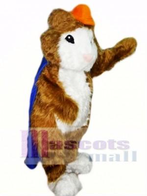 Cute Hamster Mascot Costume Adult Costume