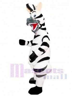 Zebra Mascot Costume Adult Costume