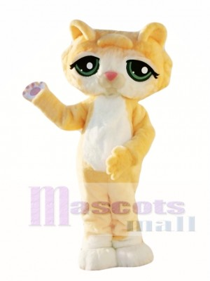 Littlest Petshop Cat Mascot Costume
