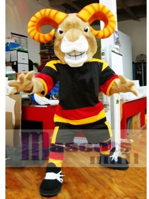 Power Sport Ram Mascot Costume