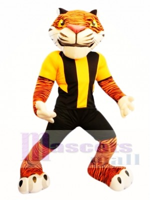 High Quality Sport Tiger Mascot Costume