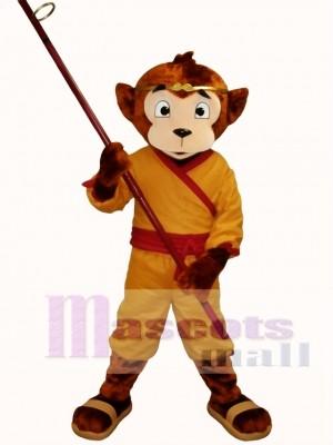 Monkey King Mascot Costume