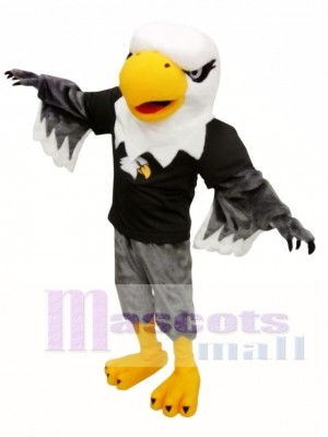 Benedictine Eagle Mascot Costume