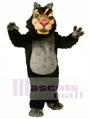 New Wolf Mascot Costume