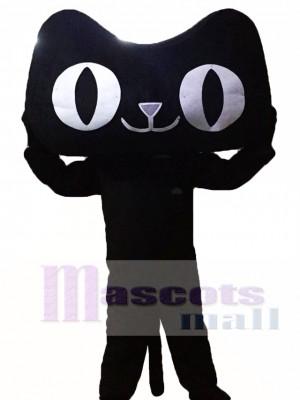 Black Cat Mascot Costumes