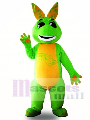 Professional Cute Dragon Mascot Costume Adult Size