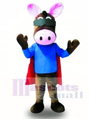 Super Horse Mascot Costume