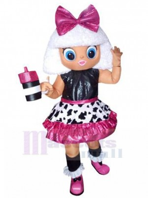 LOL Surprise Doll Giant Diva 2 Mascot Costume