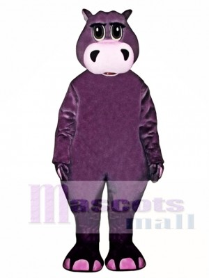 Henry Hippo Mascot Costume