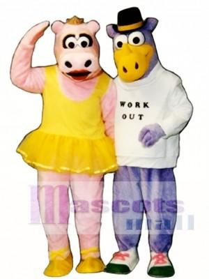 Hippodora Mascot Costume