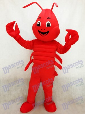 Red Lobster Mascot Costume Sea