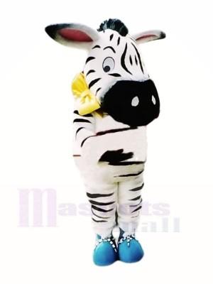 Cute Little Zebra Mascot Costumes
