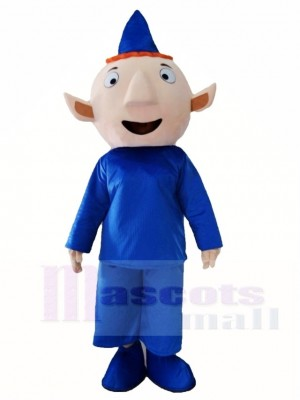 Ben & Holly's Little Kingdom Ben Elf Mascot Costumes