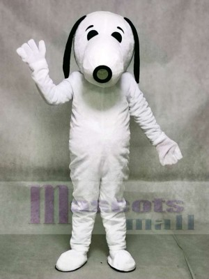 Snoopy Cartoon Mascot Costumes Dog