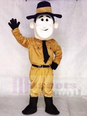 Ranger Mascot Costumes People