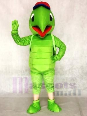 Green Tortoise Turtle Mascot Costumes Animal