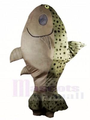 Salmon Fish Mascot Costumes Sea Ocean