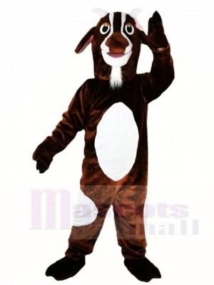 Brown Ram Goat Mascot Costumes Animal