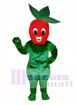 Sherry Strawberry Mascot Costume