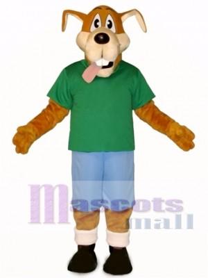 Cute Hank Dog Mascot Costume