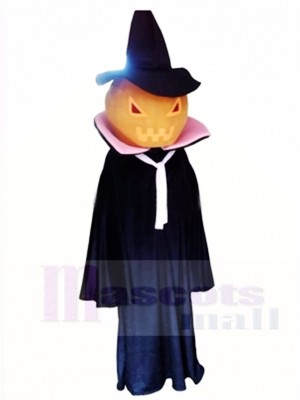 Pumpkin Ghost Spirit Mascot Costumes Halloween