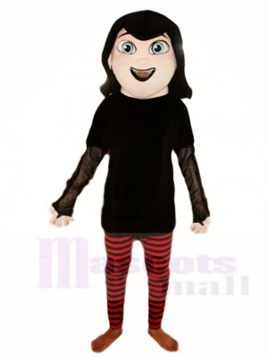 Mavis Vampire Daughter of Count Dracula Mascot Costumes from Hotel Transylvania