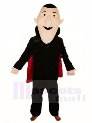 Count Dracula Vampire Mascot Costumes People
