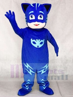 PJ Masks Catboy Connor Blue-eyed Boy Mascot Costumes People