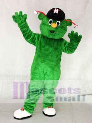 Houston Astros Orbit Halloween Mascot Costumes with No Shirt