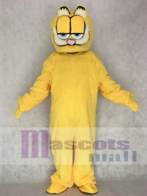 Super Cute & Funny Garfield Cat Mascot Costume Cartoon Anime