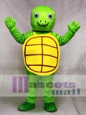 New Green Happy Turtle Mascot Costumes