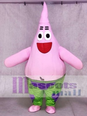 SpongeBob Patrick Star Mascot Costumes Cartoon