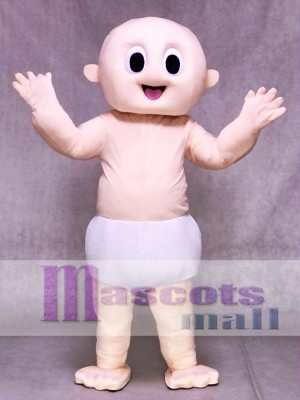 Big Eyes Baby Mascot Costumes Infant