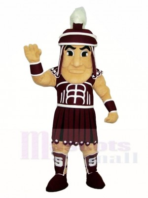Spartan Knight Mascot Costumes People
