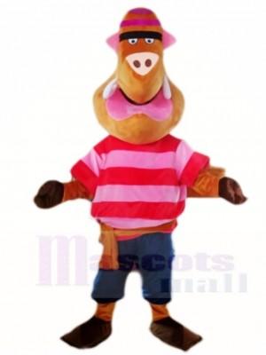 Wild Boar Pig Hog Mascot Costumes Animal