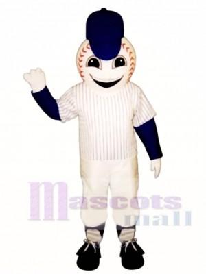 Baseball Mascot Costume