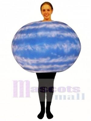 Neptune Mascot Costume