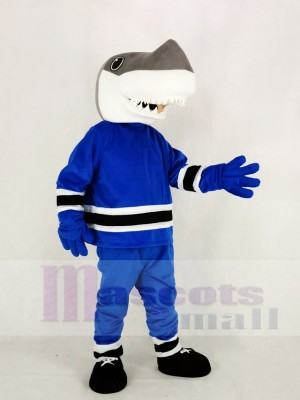 School Sharks Mascot Costume College