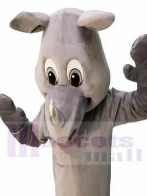 High Quality Realistic Rhinoceros Mascot Costumes