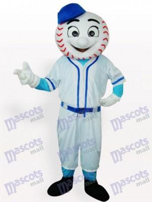 Mr. Met Mets Baseball Man Adult Mascot Funny Costume